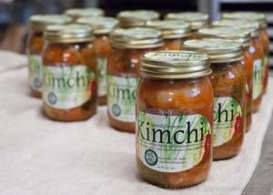 Spicy kimchi... really?